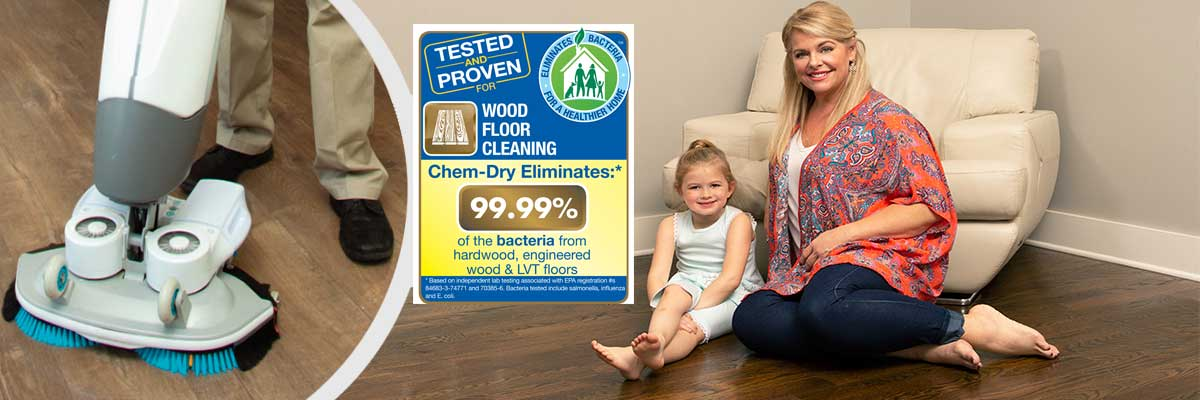 Wood Floor Cleaning | Chem-Dry of Michiana