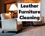 Commercial Leather Cleaning