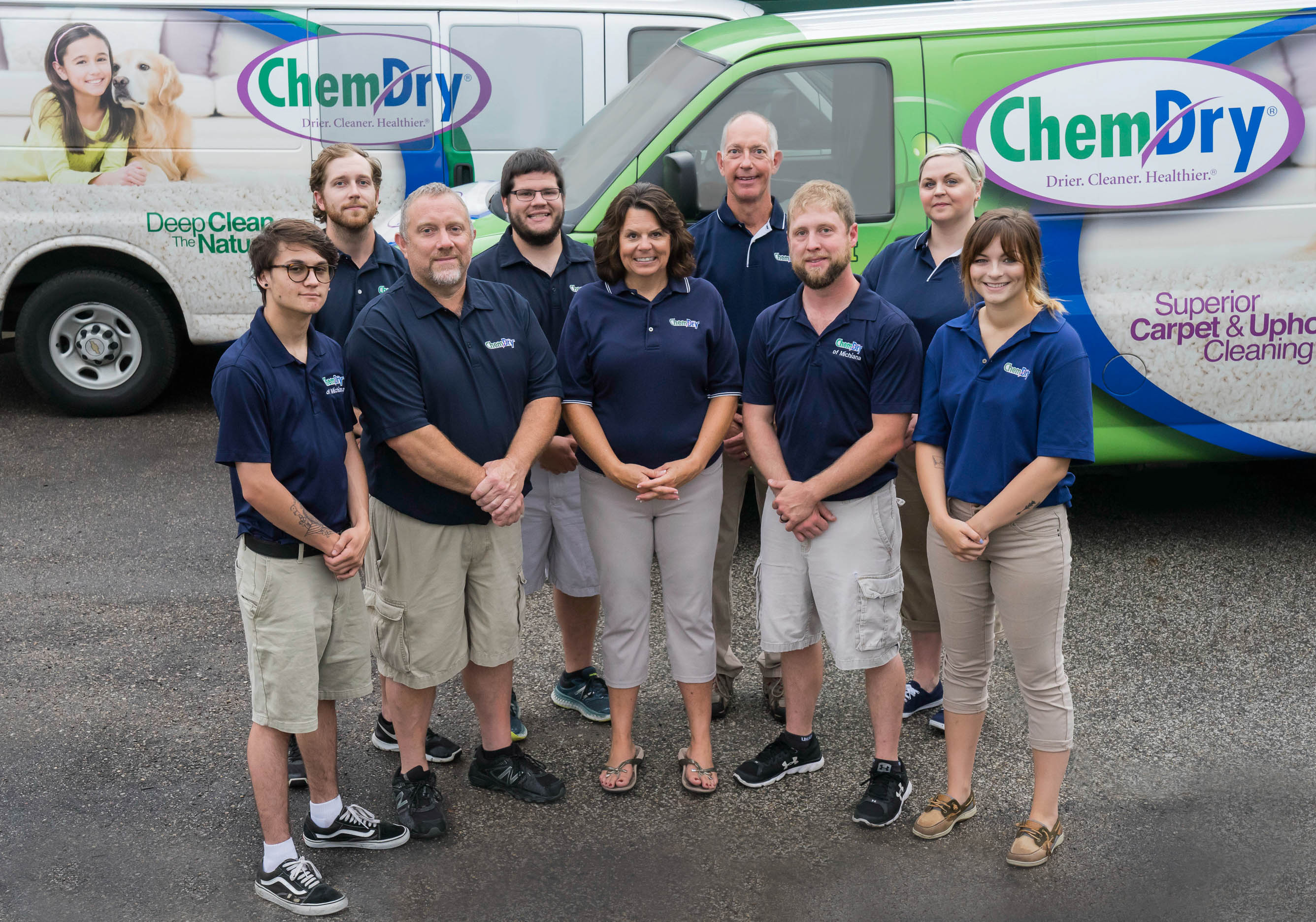Chem-Dry of Michiana Crew