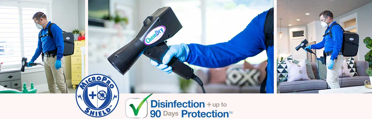 Chem-Dry of Michiana | Disinfecting & Sanitizing Service
