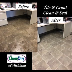 Tile and Grout Cleaning South Bend