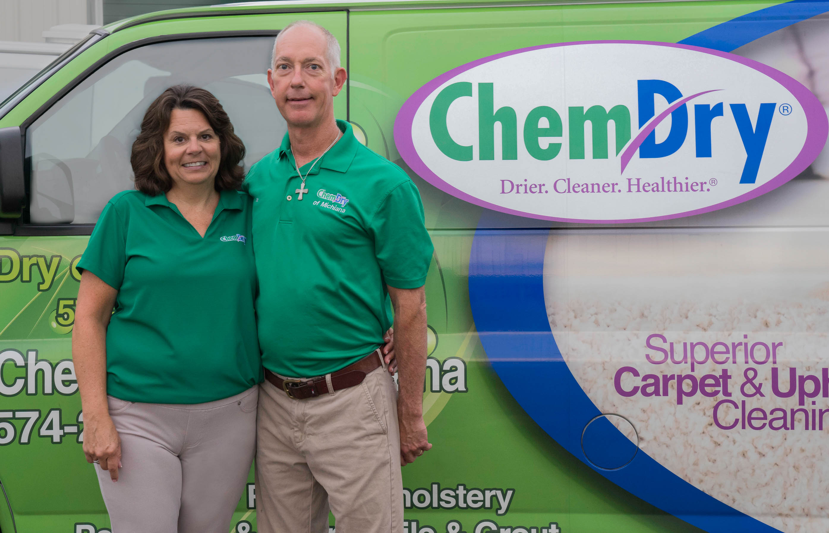 Ed & Dawn Frutig - Chem-Dry of Michiana